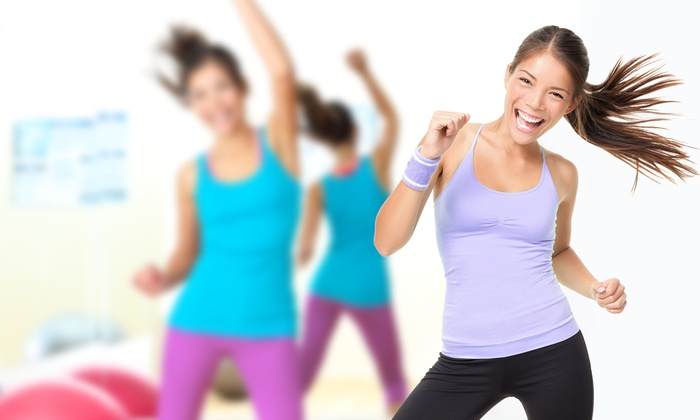 Club Energy 22 - Springfield Township: 5 or 10 Zumba Classes at Club Energy 22 (Up to 51% Off)