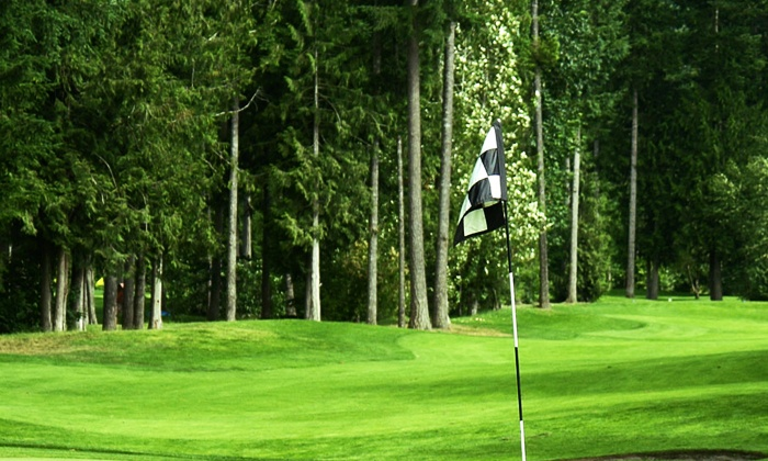 The Pines at Elizabeth City - Northside: 18 Holes of Golf and Cart Rental for Two or Four at The Pines at Elizabeth City (Up to 50% Off)