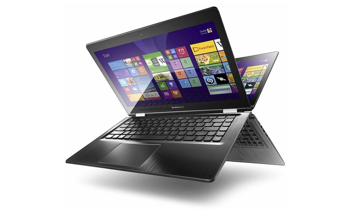 "Lenovo Flex 3 15.6"" Touchscreen Laptop: Lenovo Flex 3 15.6"" Touchscreen Laptop with 2.5GHz Intel Core Processor, 8GB RAM, and 1TB HDD (Manufacturer Refurbished)"