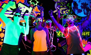 B Extreme Events: Admission to Night Envy Neon Run for One or Two from B Extreme Events on Saturday, October 10 (Up to 55% Off)