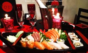 Yozo Sushi: Yozo Sushi – Tucuruvi: jantar romântico japonês com entrada, prato principal e sobremesa.