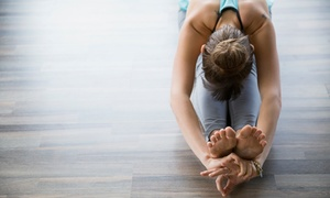 Monster Yoga: 15 or 30 Yoga Classes at Monster Yoga (Up to 86% Off)
