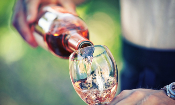 Shoreline Wine Festival - Quinnipiac Meadows: $29 for the Shoreline Wine Festival for Two at Bishop's Orchards on August 11 or 12 (Up to $60 Value)