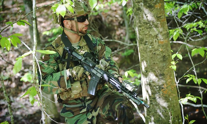 Ballahack Airsoft - Pleasant Grove West: Airsoft Gameplay for Two or Four on Saturday and/or Sunday at Ballahack Airsoft (Up to 51% Off)