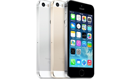 refurbished iphone 5s at t refurbished iphone 5s groupon goods 15958