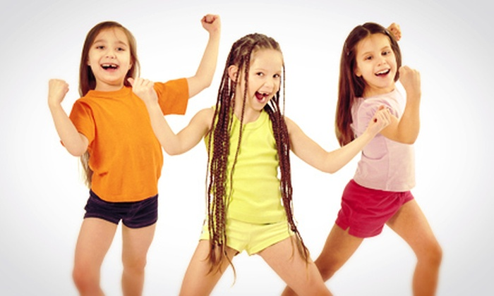 Studio 6 Academy of Dance - Downtown Lake Wales: $59 for Kids Summer Dance Camp at Studio 6 Academy of Dance in Lake Wales ($160 Value)