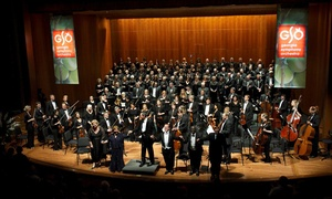 Georgia Symphony Orchestra: Georgia Symphony Orchestra (February 20–April 30)