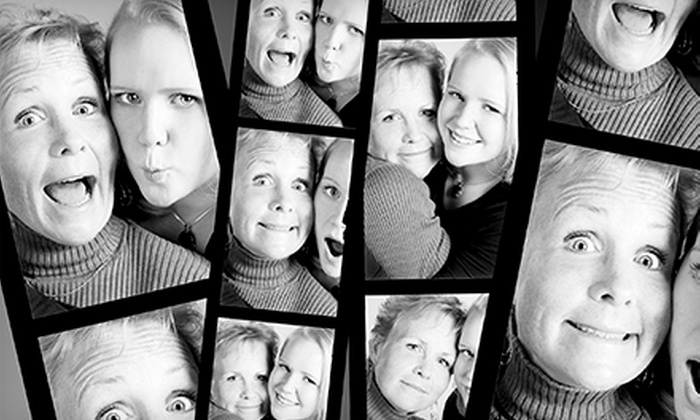 Mobofoto Booths - Concord: $550 for $1,000 Worth of Photo-Booth Rental at Mobofoto Booths