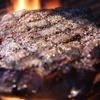8oz Sirloin Steak Meal with Wine