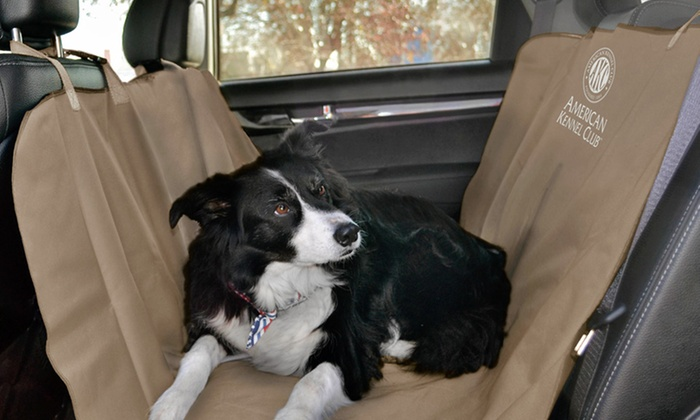 American Kennel Club Car Seat Covers: $13.99 for an American Kennel Club Car Seat Cover in Black, Gray, or Tan ($26.97 List Price). Free Returns.