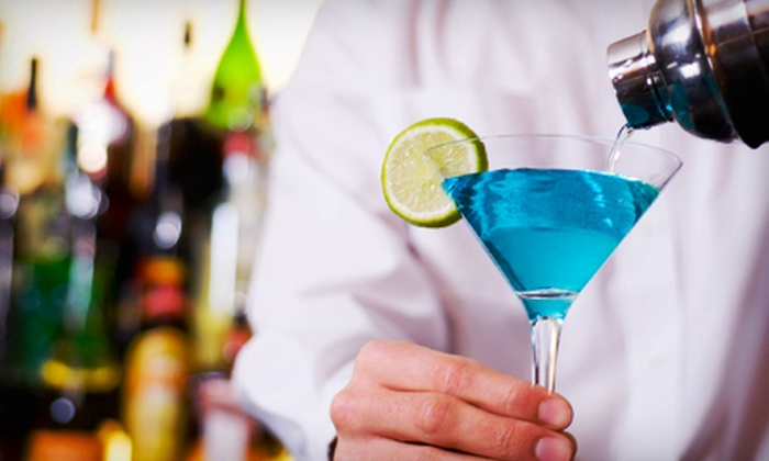 The Premium Institute of Bartending Schools - Multiple Locations: Intro to Mixology Class for One or Two at The Premium Institute of Bartending Schools (Up to 71% Off)