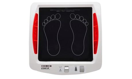 Masajeador de pies Vidafir ECO-DE con reflexología y termoterapia