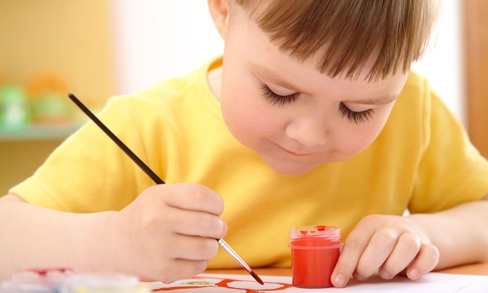 Abrakadoodle - Hillsdale: One or Two One-Hour Art Workshops for One or Two Children at Abrakadoodle (Up to 54% Off)