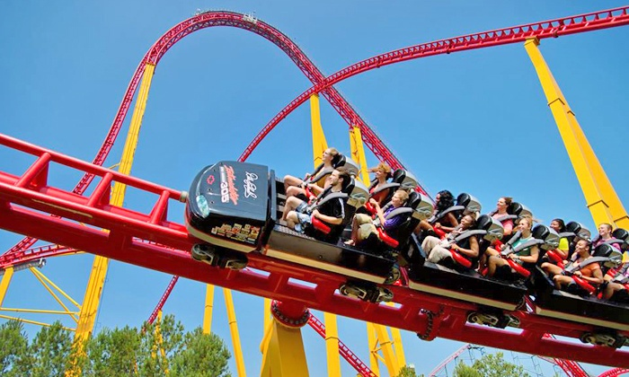 Kings Dominion - Kings Dominion: Kings Dominion- Buy One Get One Free (50% Off)