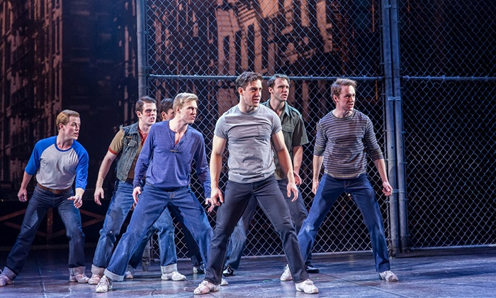 """""""West Side Story"""" - California Theatre of the Performing Arts: """"West Side Story"""" on Saturday, April 23 at 2 p.m. or 8 p.m."""