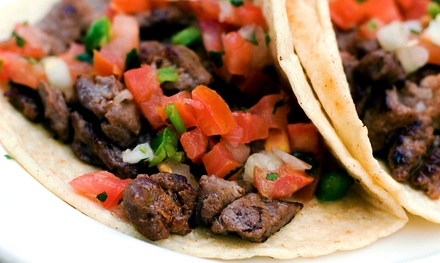 $17 for $30 Worth of New Mexican Cuisine at The Original Blue Adobe Grille