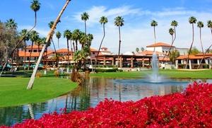 4-Star Omni Resort near Palm Springs at Omni Rancho Las Palmas Resort & Spa - Premium Collection, plus 6.0% Cash Back from Ebates.