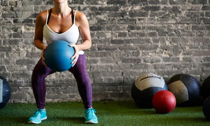 Crossfit Frostbite - Farmington: Four Weeks of Unlimited CrossFit Classes at CrossFit Frostbite (72% Off)