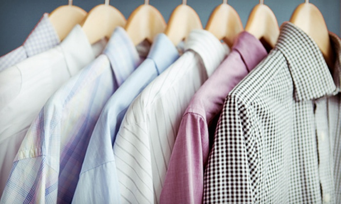 Fine Cleaners - Upper East Side: Dry-Cleaning Services at Fine Cleaners (Up to 57% Off). Two Options Available.
