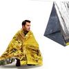 Lightweight Folding Survival Blankets (2-Pack)