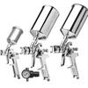 HVLP Triple Setup Spray Gun Kit (4-Piece)