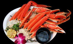 50% Off Seafood and Po'Boys at Fish Bone Grill at Fish Bone Grill, plus 9.0% Cash Back from Ebates.