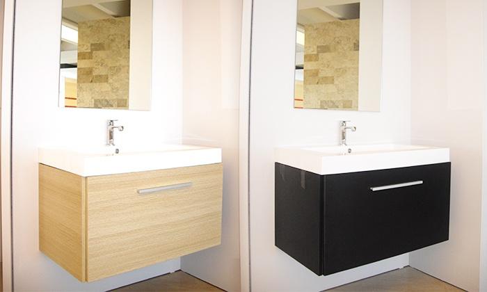 Conjunto de muebles de baño   Groupon Goods
