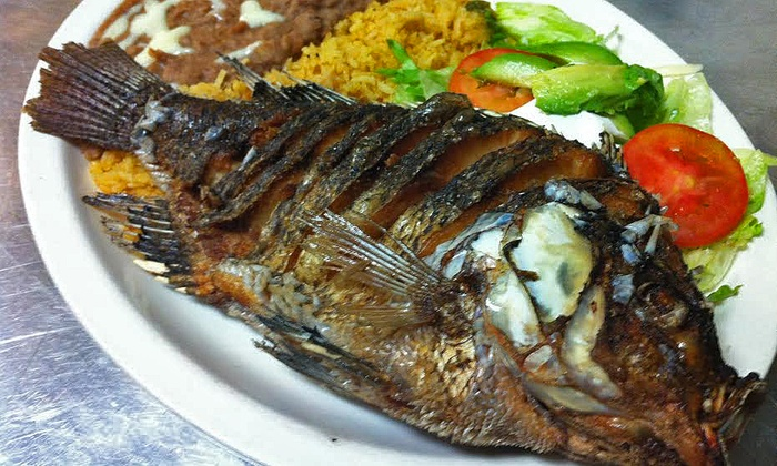 Taqueria Vallarta - Multiple Locations: Mexican Food at Taqueria Vallarta for Two (Up to 40% Off)