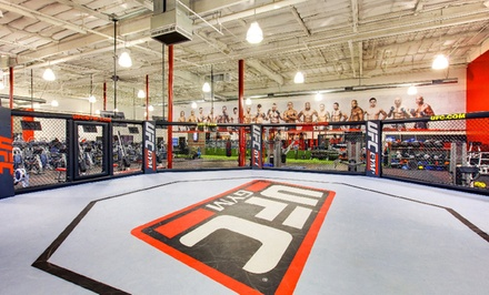$49 for an Ultimate One-Month Membership to UFC Gym ($198 Value)