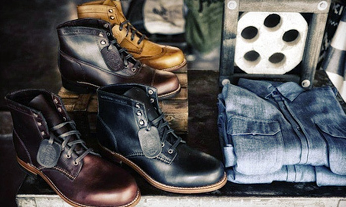 Port - Long Beach: $25 for $50 Worth of Casual and Vintage-Inspired Menswear at Port in Long Beach