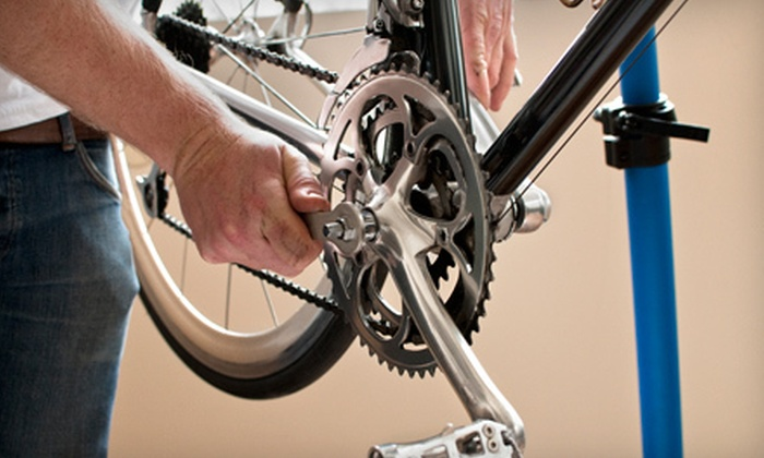 Midtown Bicycle Shop - Midtown Center: One or Two Bike Tune-Ups at Midtown Bicycle Shop (Up to 67% Off)