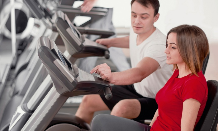 OTrain Fitness - OTrain Fitness: Three, Six, or Nine 45-Minute Small-Group Training Sessions at OTrain Fitness (Up to 82% Off)