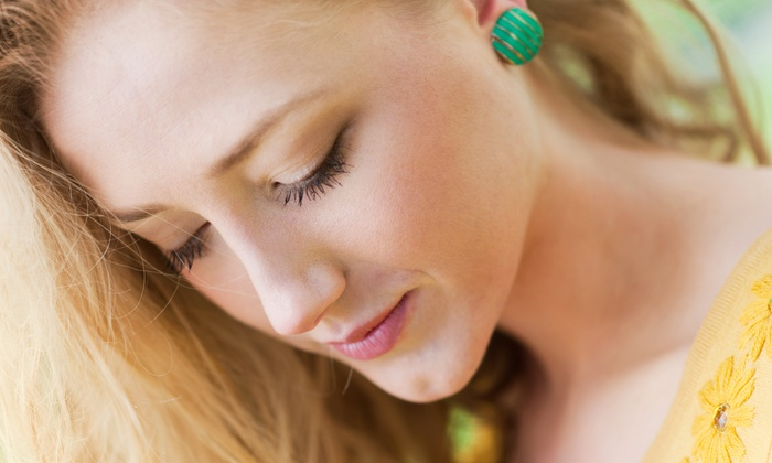 Silk Roses Salon Spa - Downers Grove: Partial or Full Eyelash Extensions at Silk Roses Salon Spa (Up to 56% Off)