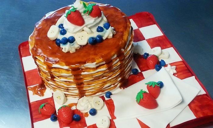 Cake Decorating Class Groupon : Cake-Decorating Class - Sweet Wise Groupon