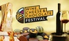 Wine, Cheese & Chocolate Festival