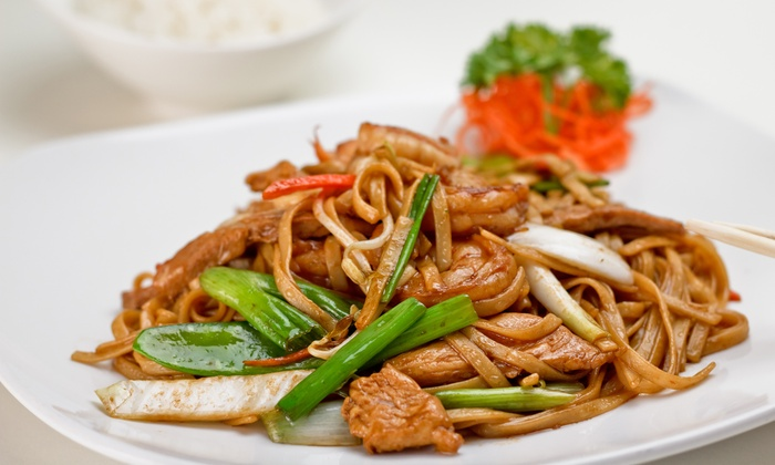 3 Chefs Chinese Restaurant - Multiple Locations: Chinese and Vietnamese Food for Two or Four at 3 Chefs Chinese Restaurant (Up to 48% Off)