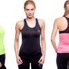 Beverly Hills Polo Club Women's Dri-Fit Athletic Tank (2-Pack)