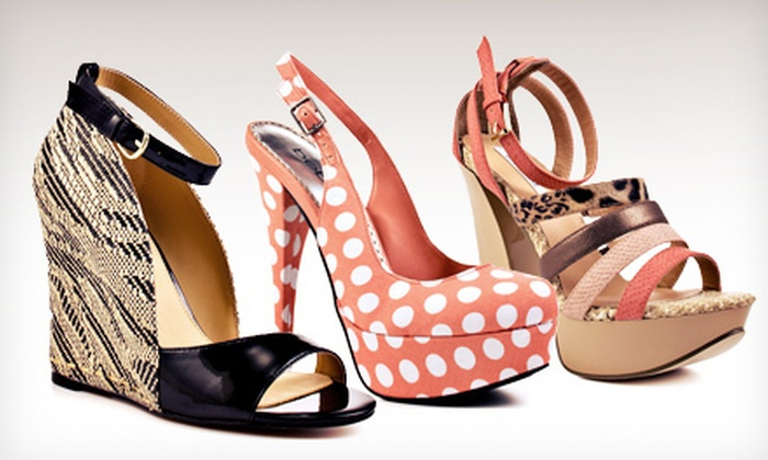Heels.com - Piedmont Triad: Heels, Boots, and Shoes from Designers Such As Steve Madden and Vince Camuto from Heels.com (Half Off). Two Options Available.