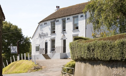 Champagne Afternoon Tea for Two at 5* The Marquis at Alkham(Up to 49% Off)