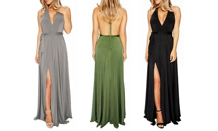 Backless Maxi Dress from AED 89