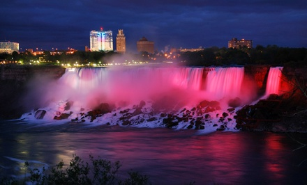 Stay at Byblos Niagara Resort and Spa in Grand Island, NY, with Dates into June