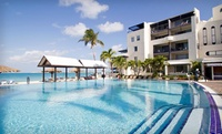 St. Maarten Resort with Private Beach