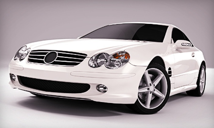 TNT Automotive Window Tinting - Angier: Auto-Glass Tinting for Two Windows or a Full Car at TNT Automotive Window Tinting (64% Off)