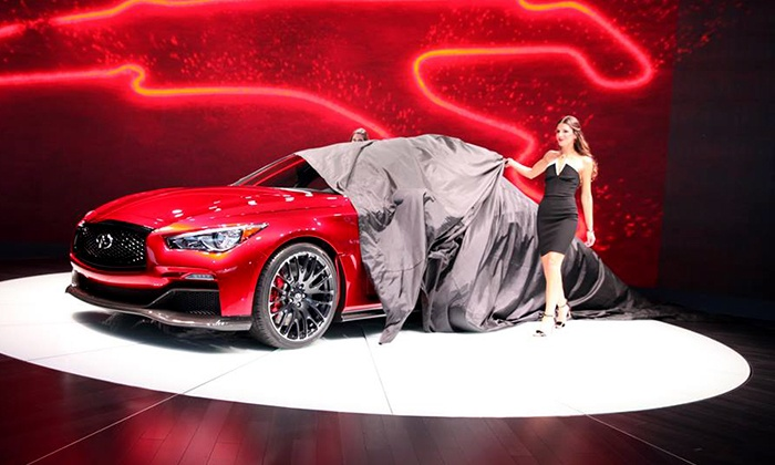 North American International Auto Show - COBO Center: $26 for 1 Day at North American International Auto Show with Program for 2 on January 16–24 ($32 Value)