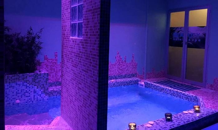 Beauty Hotel&Spa - Anzio: Beauty Hotel&Spa: Percorso Spa di coppia in esclusiva con massaggio, Prosecco e tagliata di frutta (sconto fino al 68%)