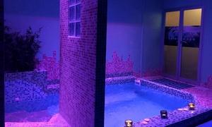 Beauty Hotel&Spa: Beauty Hotel&Spa: Percorso Spa di coppia in esclusiva con massaggio, Prosecco e tagliata di frutta (sconto fino al 68%)
