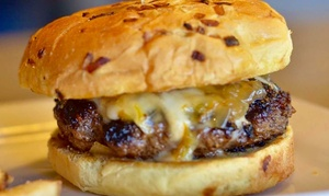 Acme Taco & Burgers: Tacos and Burgers for Two or Four at Acme Taco & Burgers (Up to 52% Off)