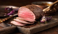 Sunday Carvery for Two or Four at Hilton House Hotel (Up to 46% Off)