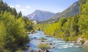Rafting Calabria: Trekking fluviale sul Lao nel Parco Nazionale del Pollino per 2, 4 o 6 persone con Rafting Calabria (sconto fino a 67%)