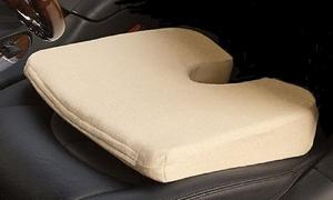 Pleasure Pedic Memory Foam Lumbar or Lumbar-Back Cushion